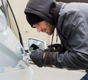 How To Deal With A Car Theft
